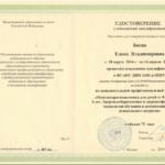 Удостоверение Боева
